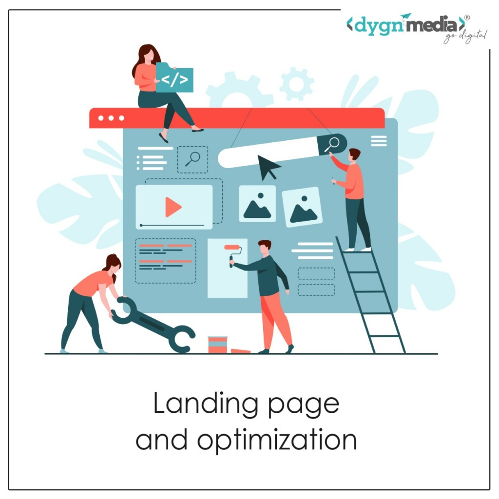Want to Improve Landing Page Conversion?  Optimise Now!